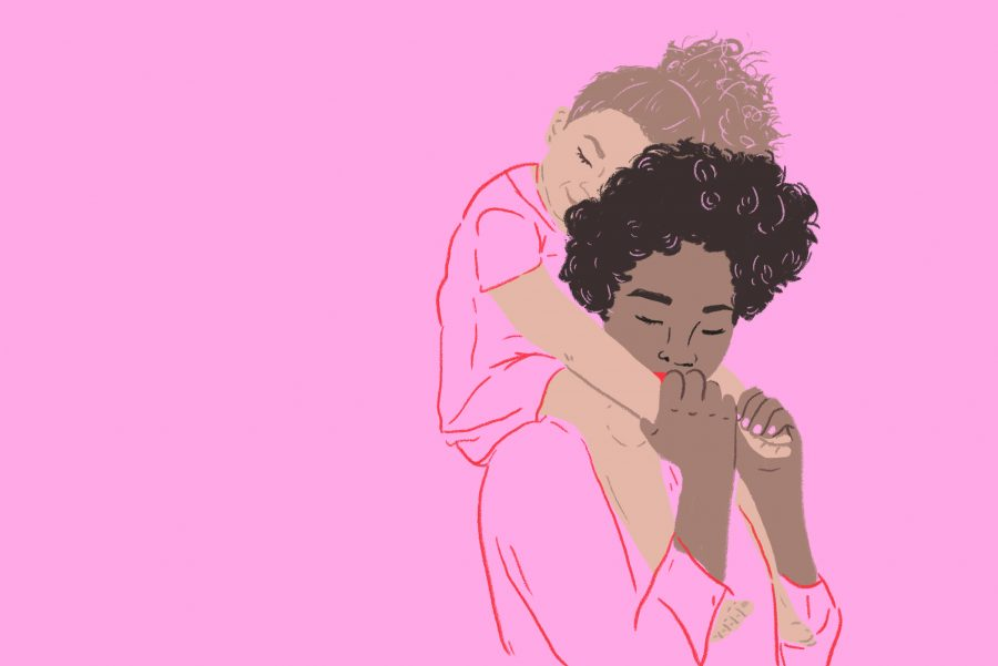 Teaching my biracial daughters that all hair is good hair is an act of self-love