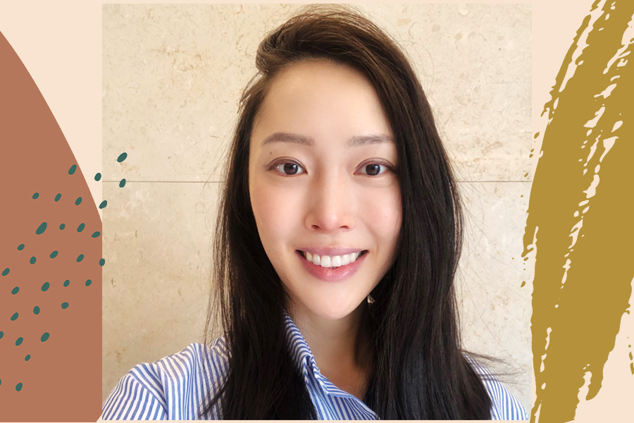 Claire Chang dermatologist skincare routine