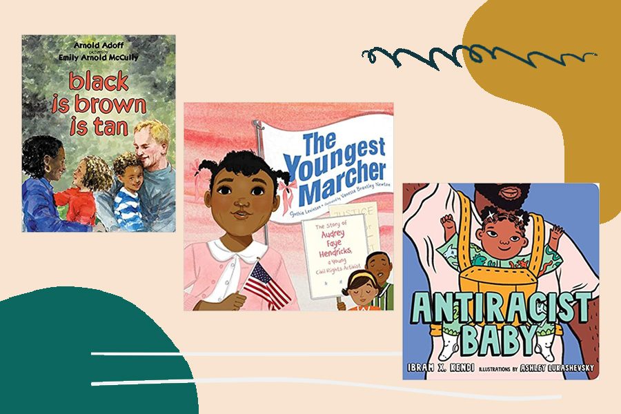 anti-racist children's books