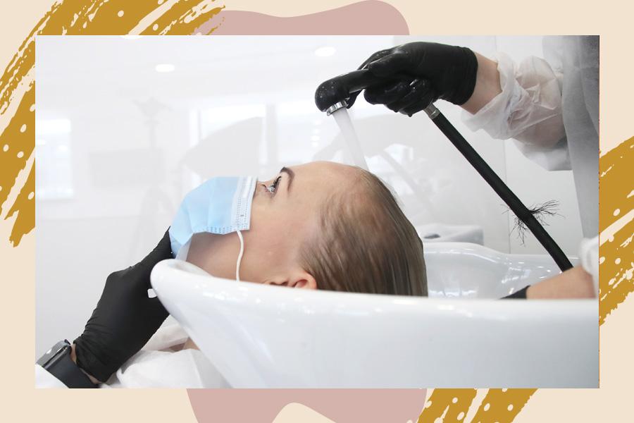 salons hair nail quarantine safety