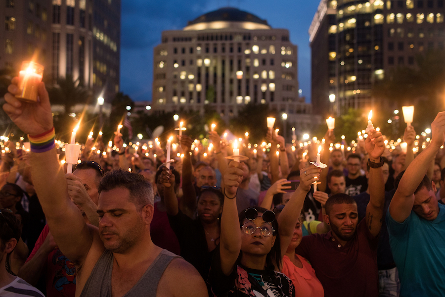 pulse nightclub shooting remembrance ceremony