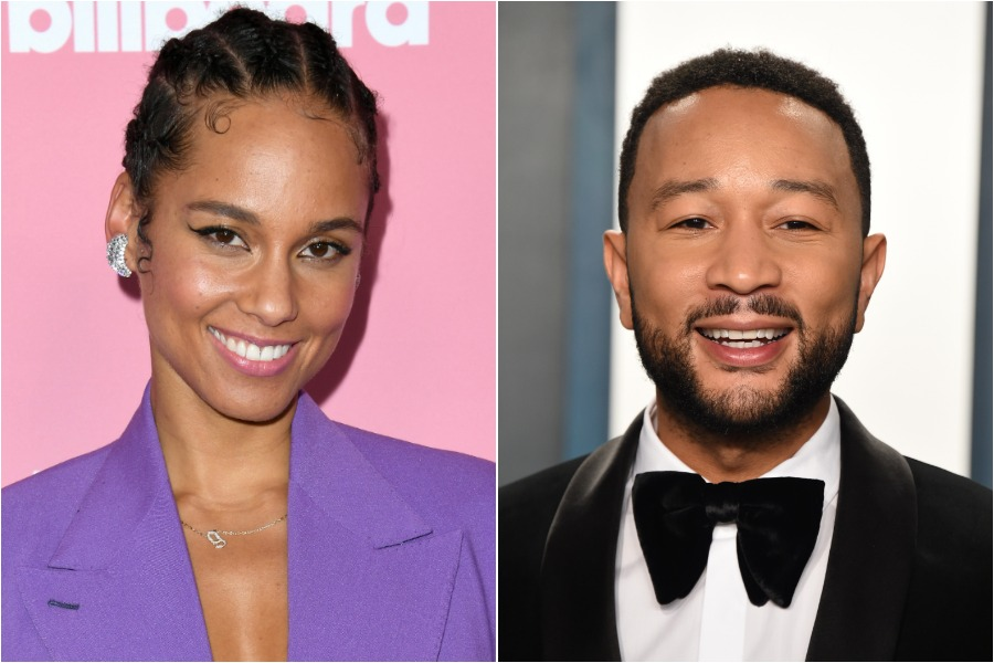 alicia keys and john legend verzuz instagram live dueling piano
