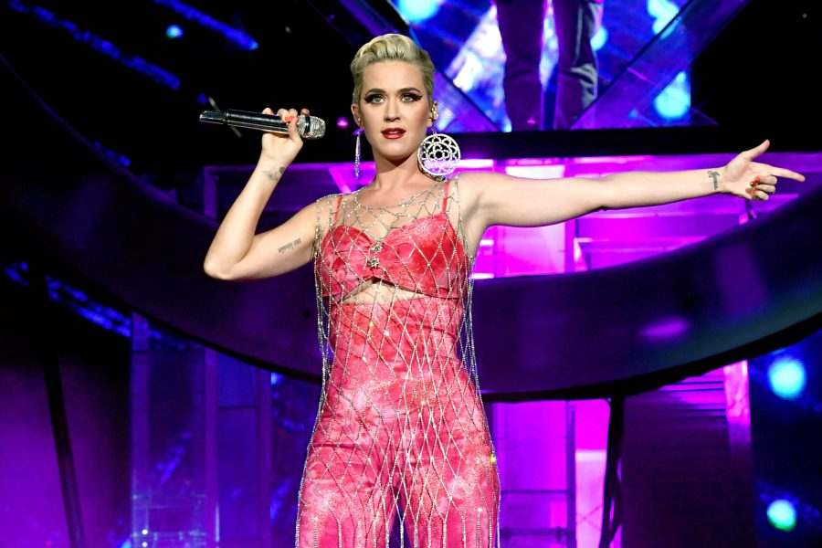 Katy Perry Rock the Vote virtual concert