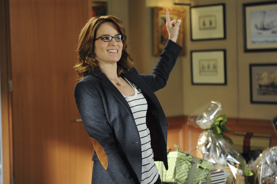 30 rock, tina fey as liz lemon