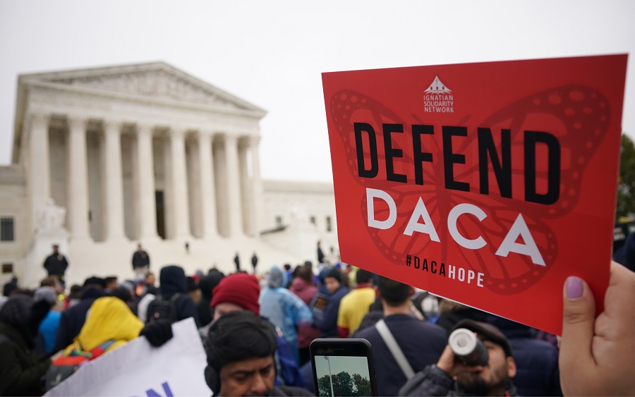 supreme court DACA ruling dreamers
