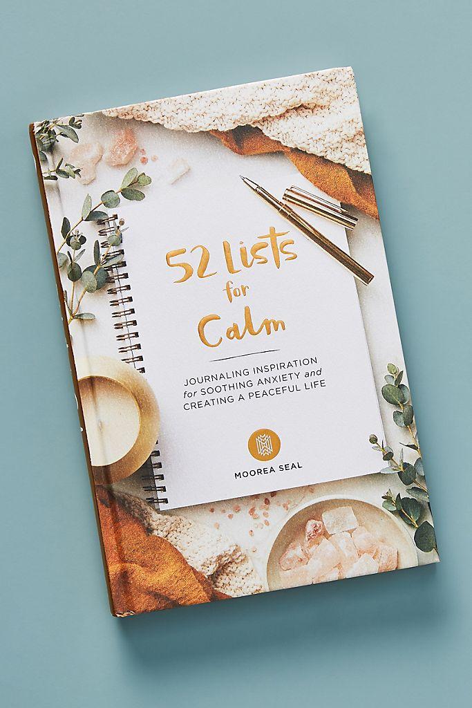 journaling benefits best journals 52 lists for calm guided journal