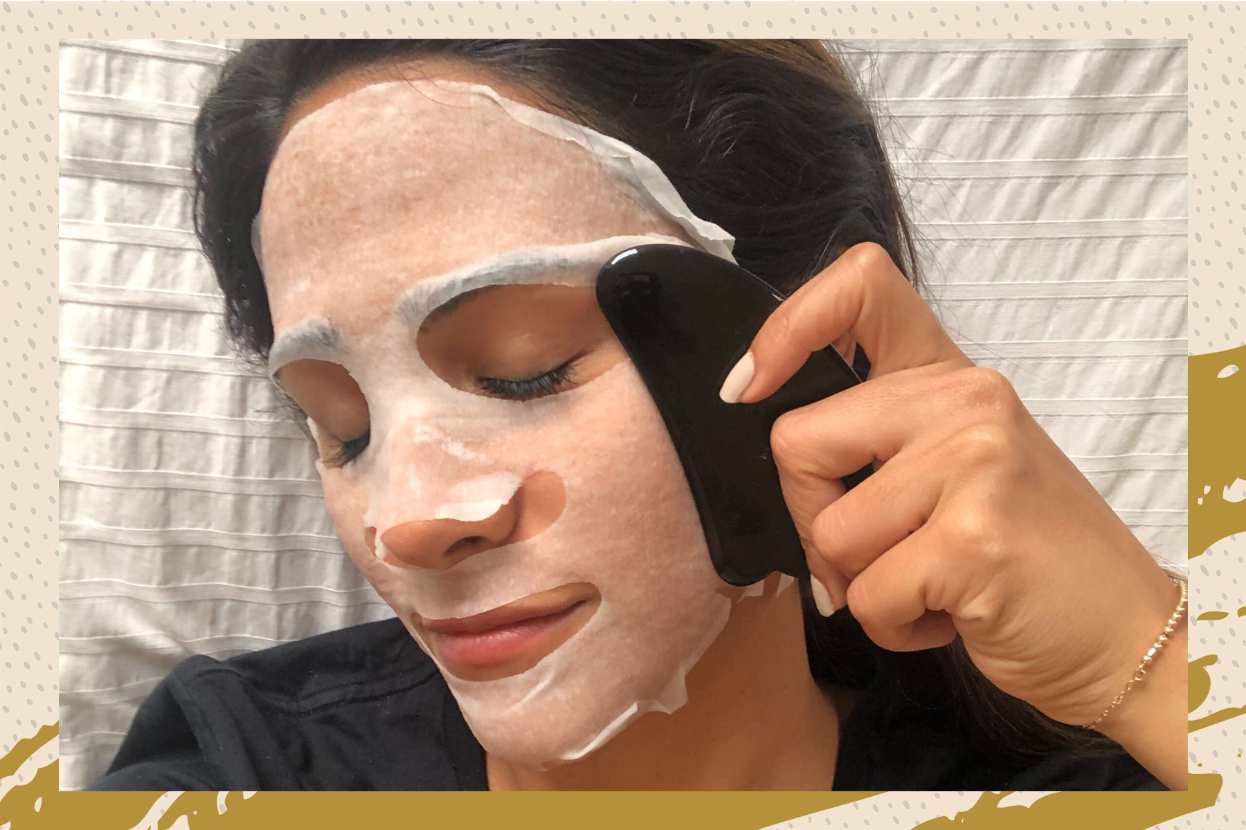 hot stone facial stone fox skincare hot stone face mask review