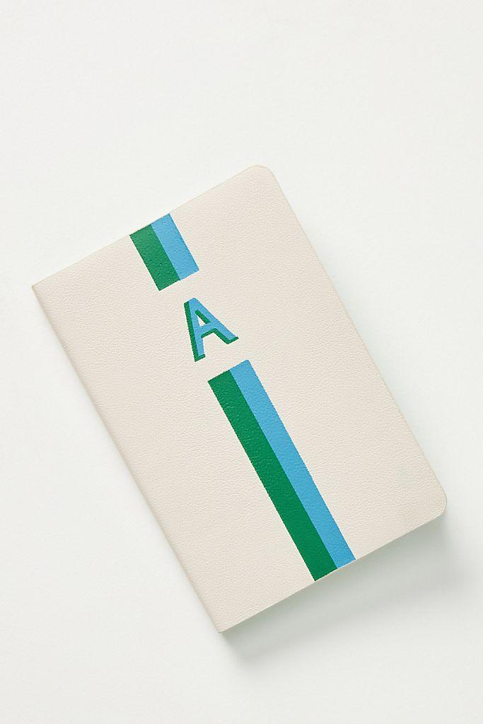 journaling anthropologie monogram journal