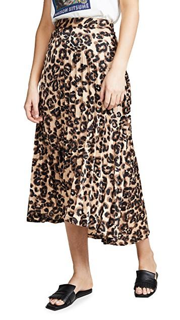 Leopard print skirts - J.O.A