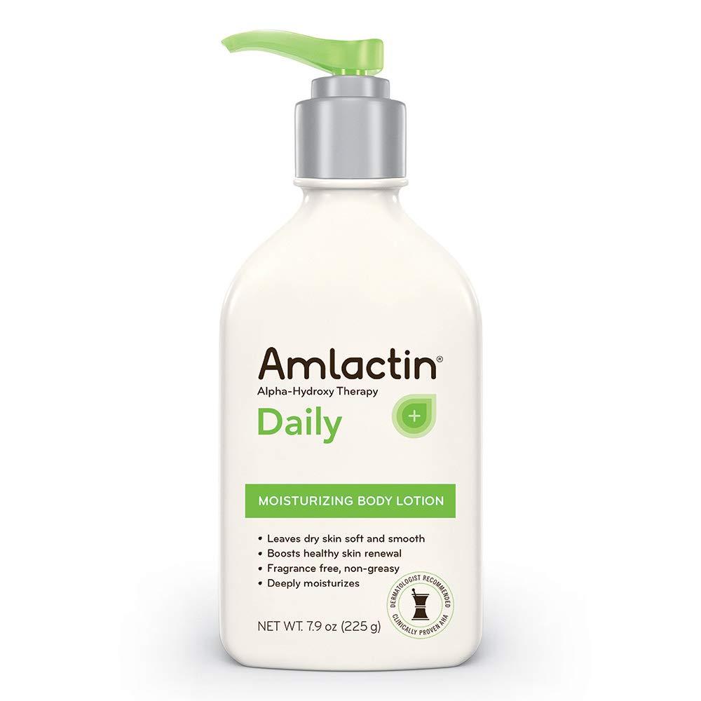 amlactin bosy lotion, best drugstore body lotion