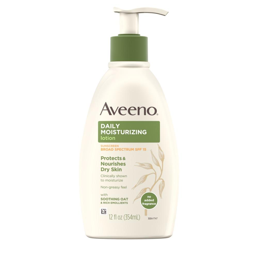 aveena daily lotion, best drugstore body lotion with spf