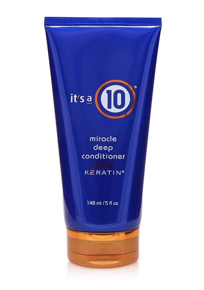 its a 10 miracle deep conditioner, best drugstore deep conditioner