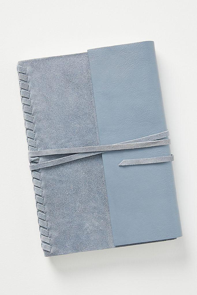journaling Suede Journal