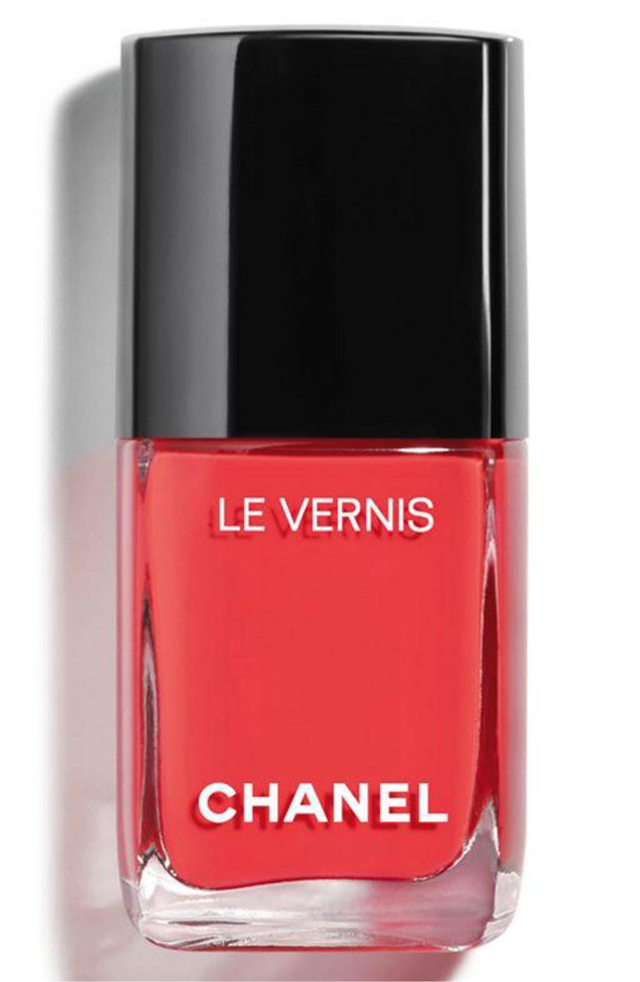 Summer nail polish - Chanel