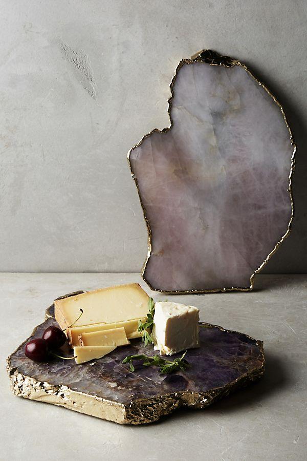 Rose Quartz Cheeseboard