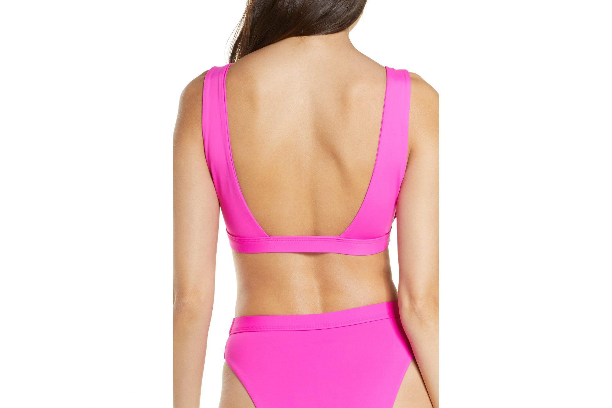 best bikinis pink bikini top
