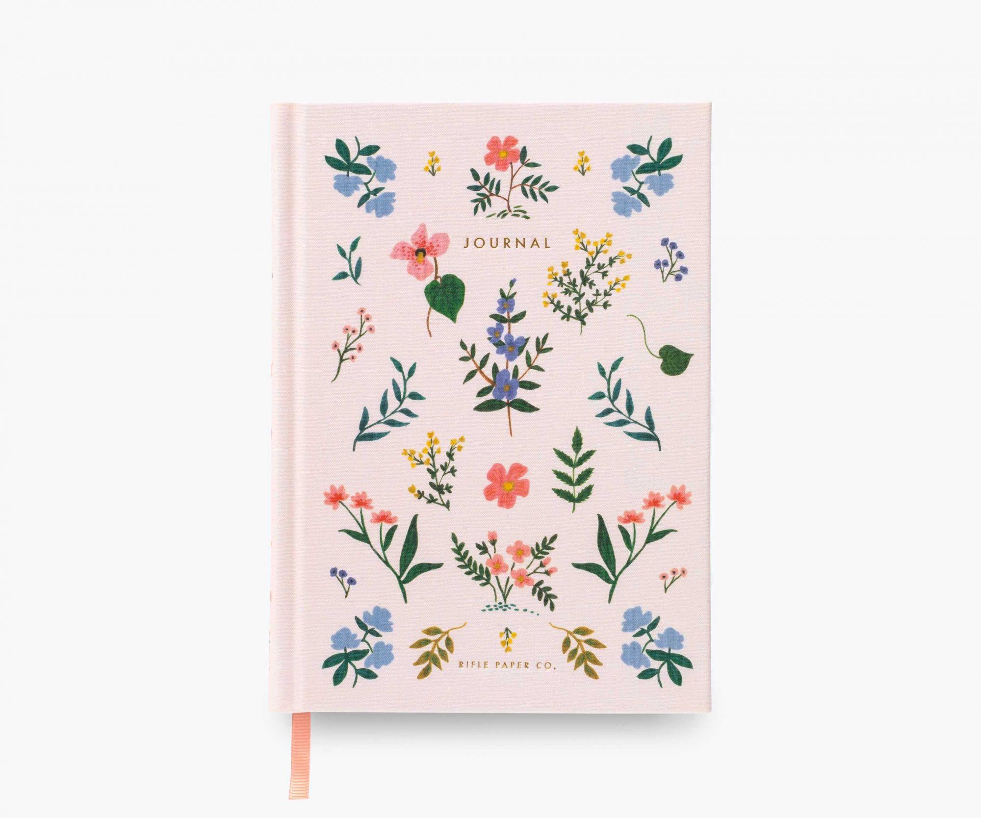 best journals rifle paper co. wildwood journal