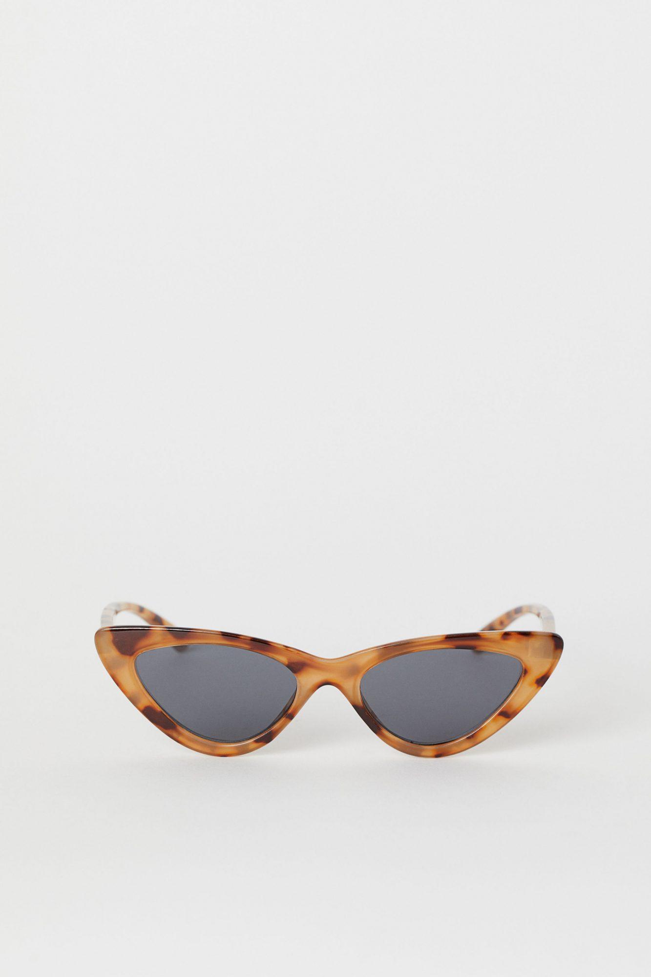 H&M cat-eye sunglasses