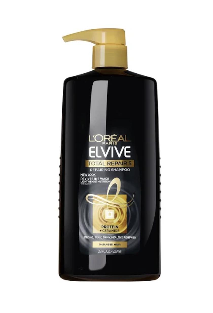 loreal paris elvive total repair shampoo