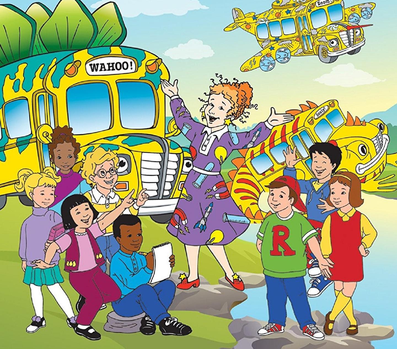 ms. frizzle in magic school bus movie