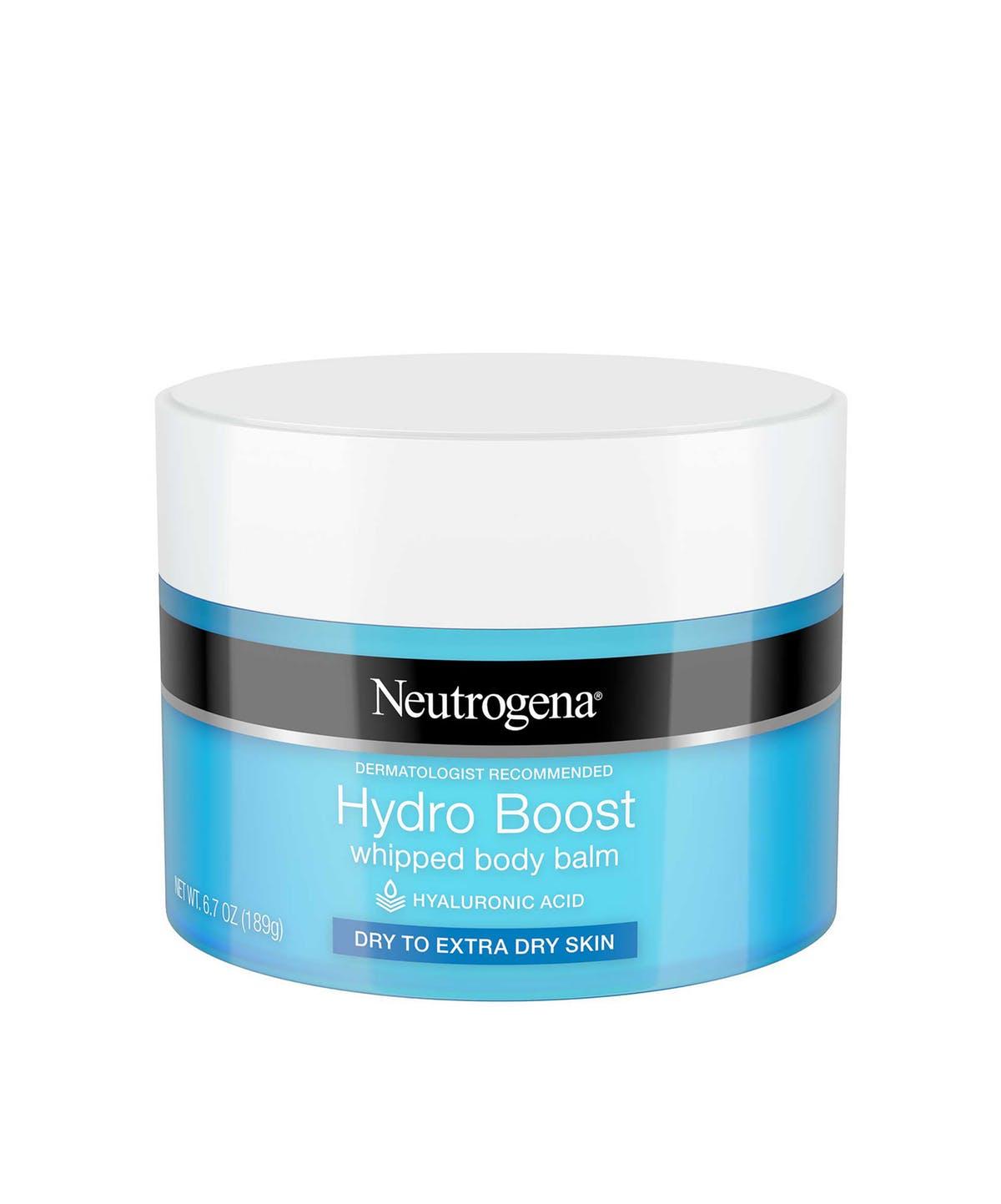 neutrgogena hydro boost body balm, best drugstore body lotion