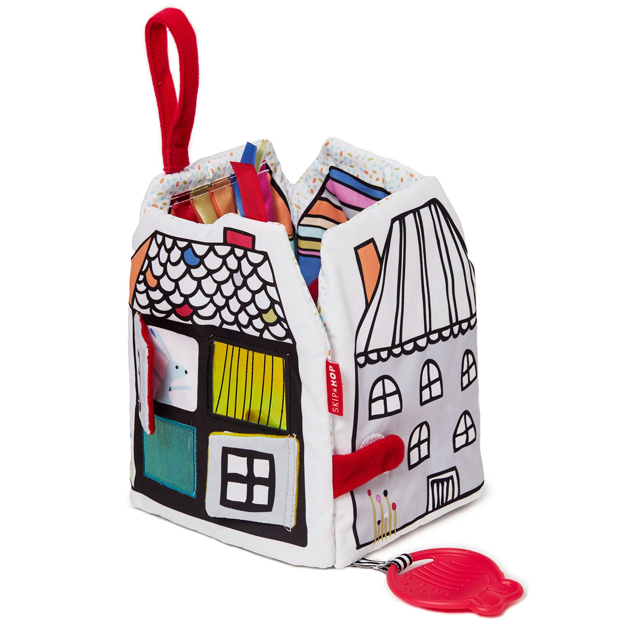 picture-of-activity-book-house-photo