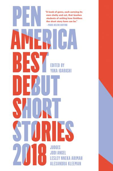 picture-of-pen-america-best-debut-short-stories-book-photo