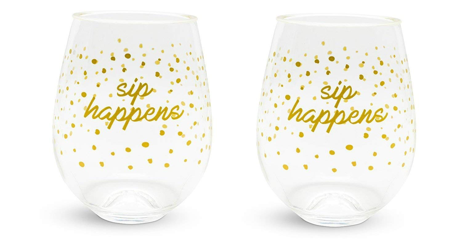 picture-of-sip-happens-stemless-wine-glasses-photo