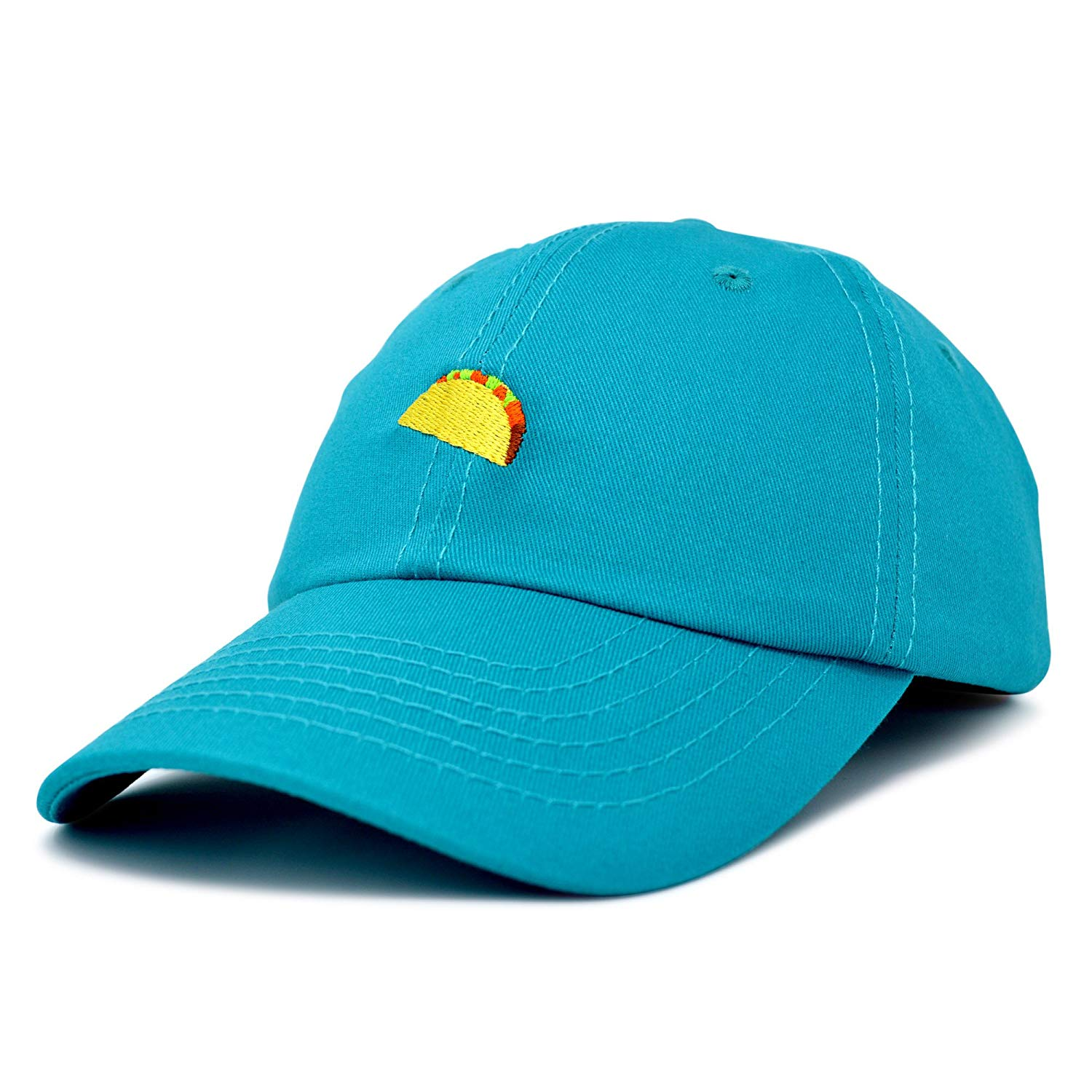 picture-of-taco-emoji-baseball-cap-photo