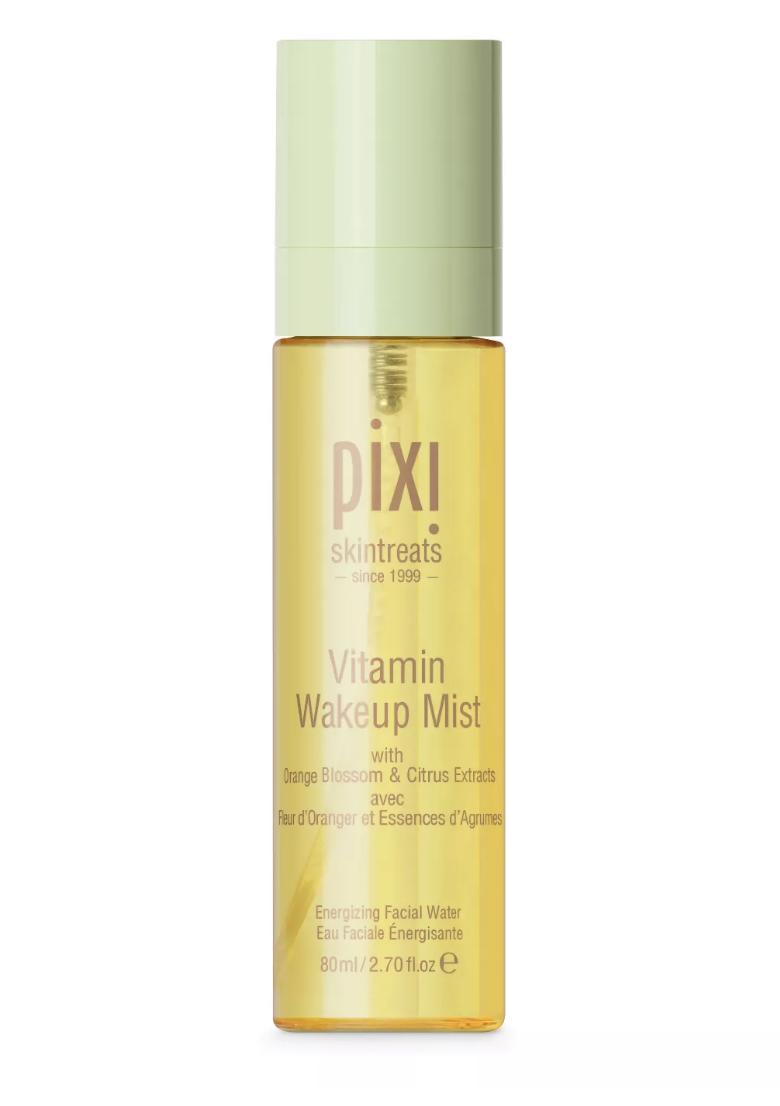 pixi beauty wake up facial spray