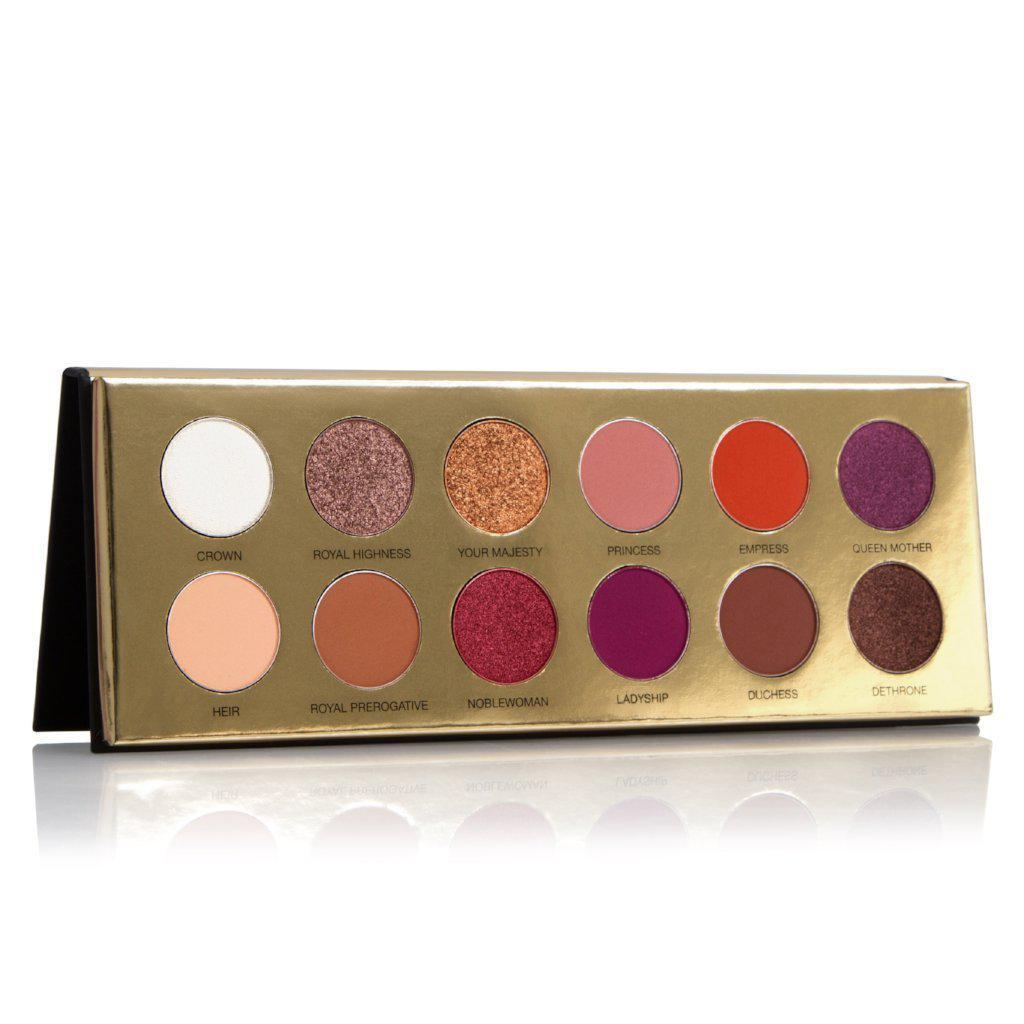black owned beauty products, eyeshadow palette