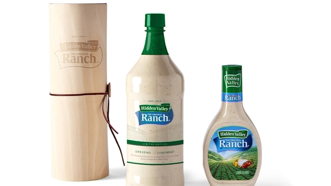 Magnum of Ranch