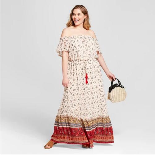 strapless-dresses-target