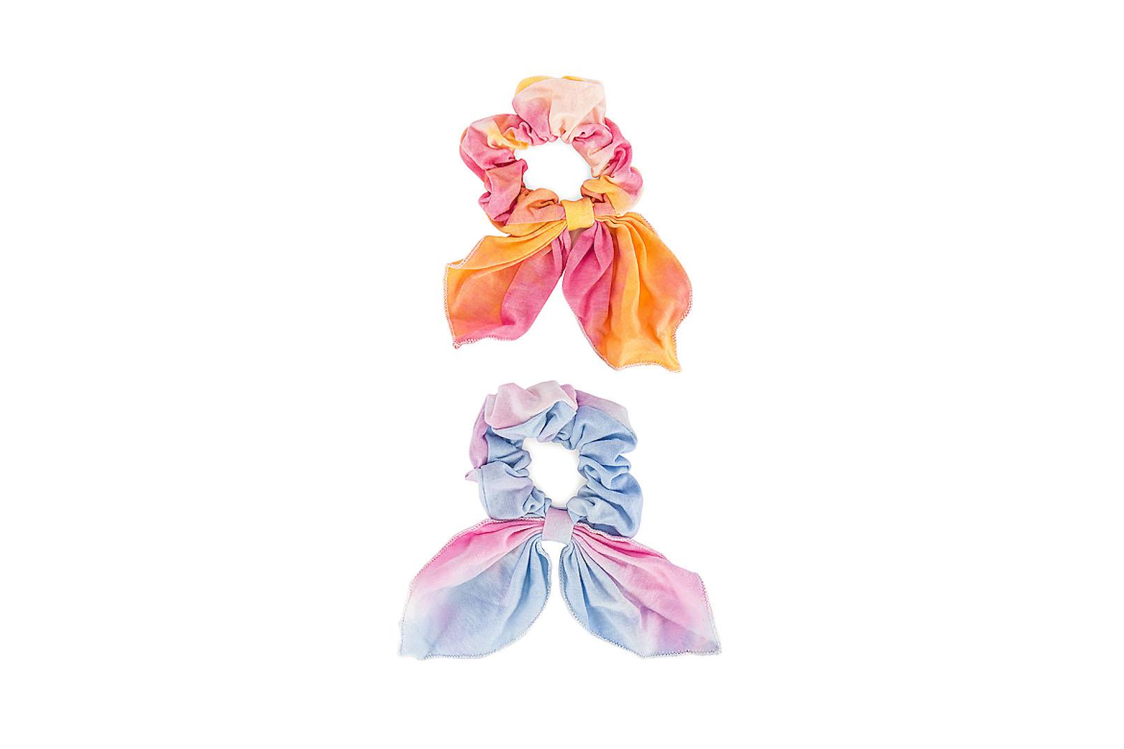 tie-dye-scrunchies