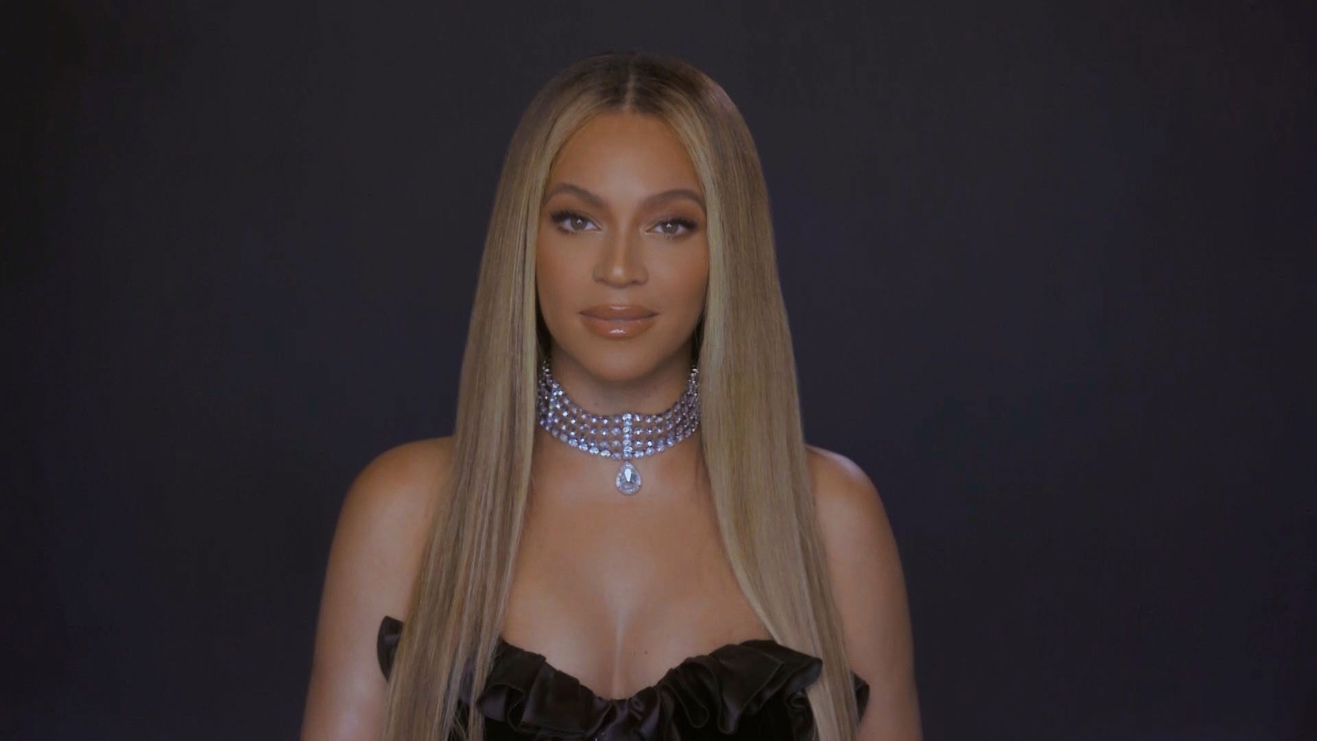 beyonce BET Awards 2020 Humanitarian Award speech