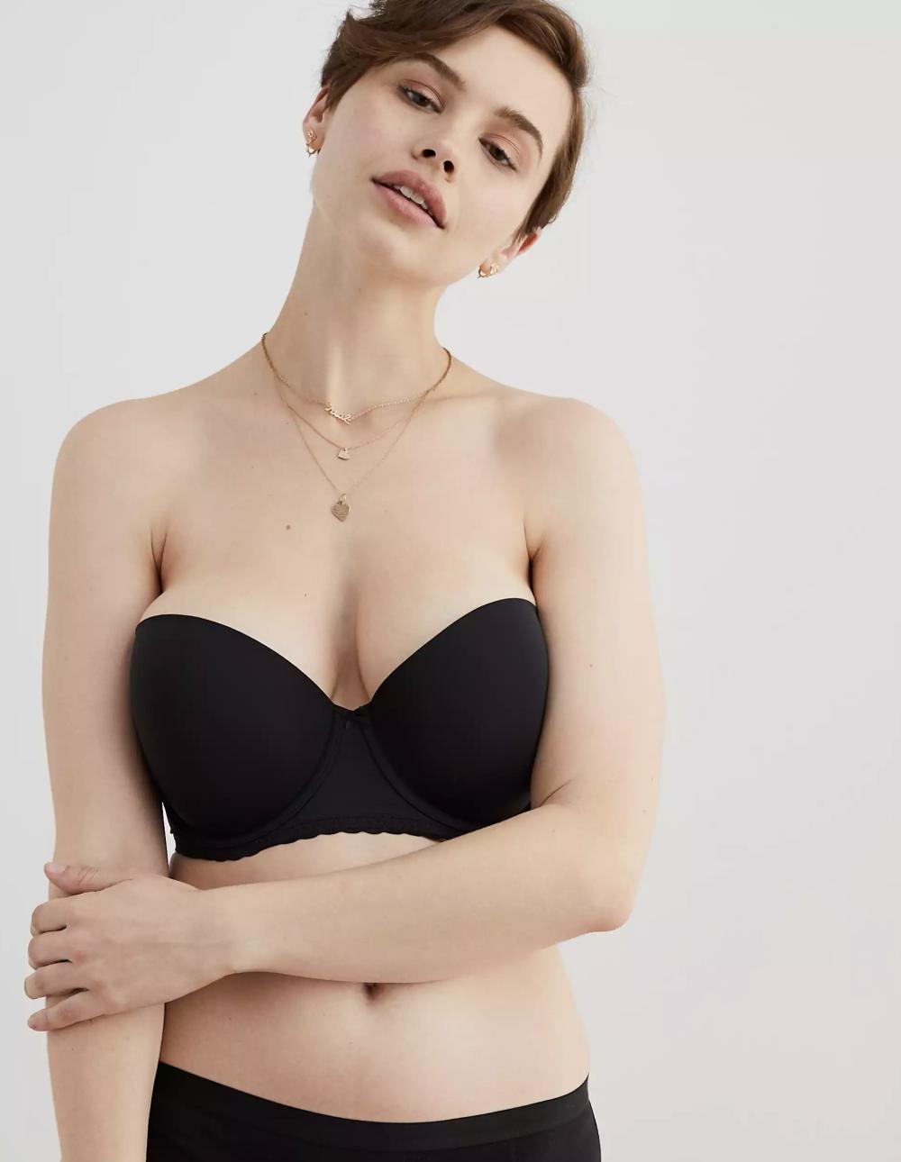 aerie strapless bra, best strapless bras