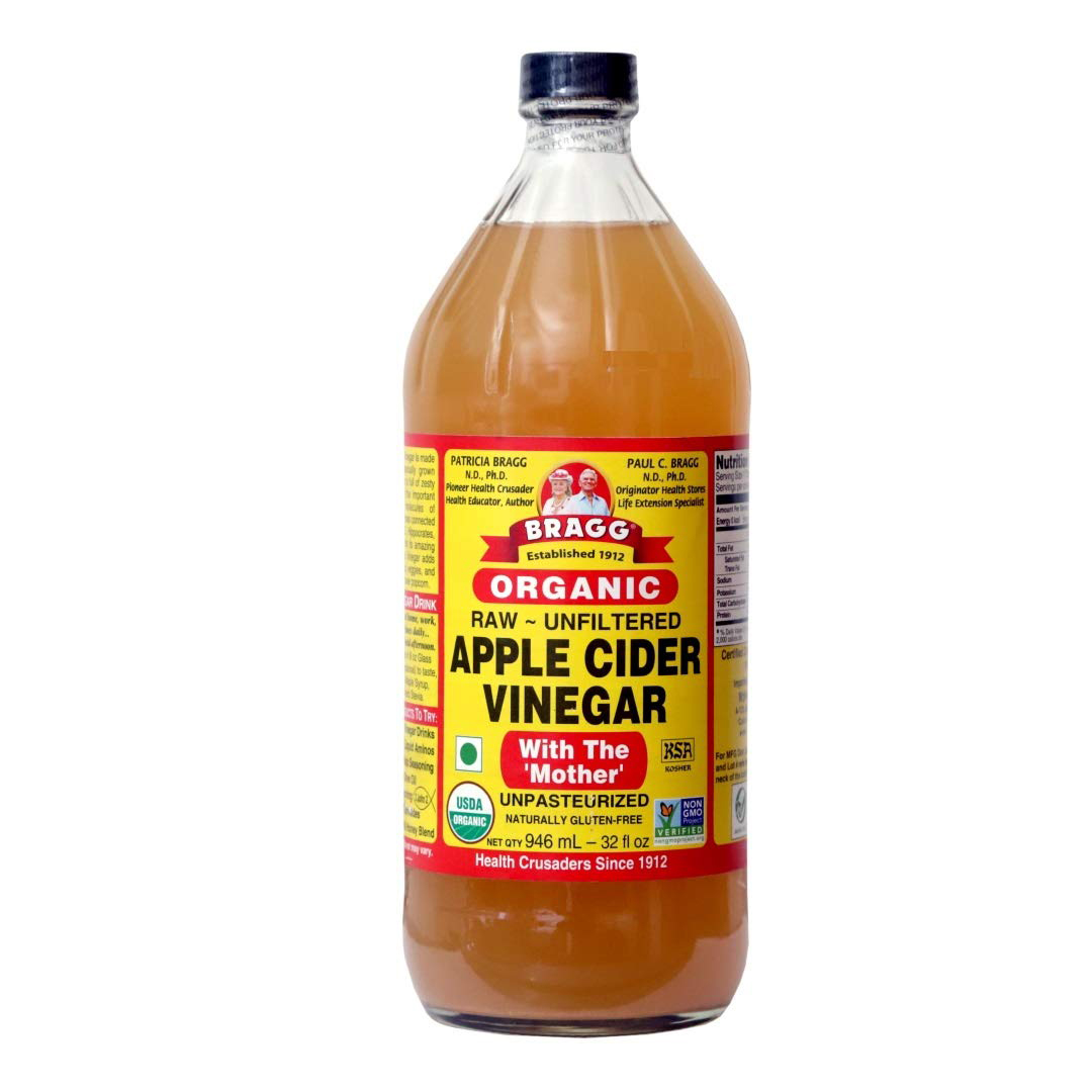 apple cider vinegar body odor