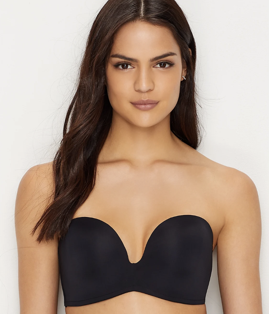 plunge strapless bra, best strapless bra