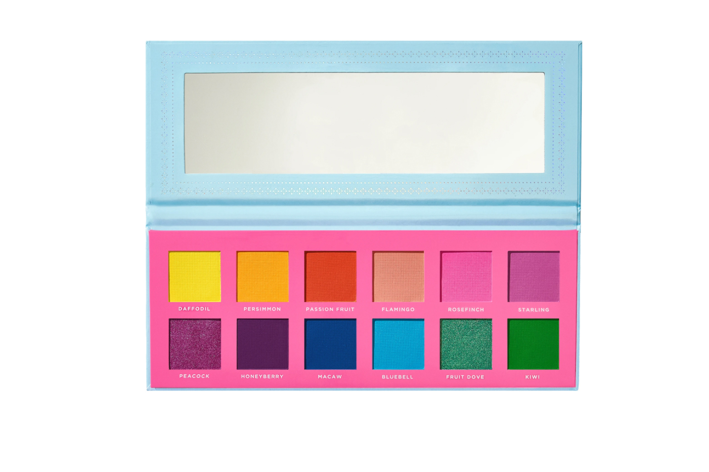 colorful eyeshadow palette ace beauté