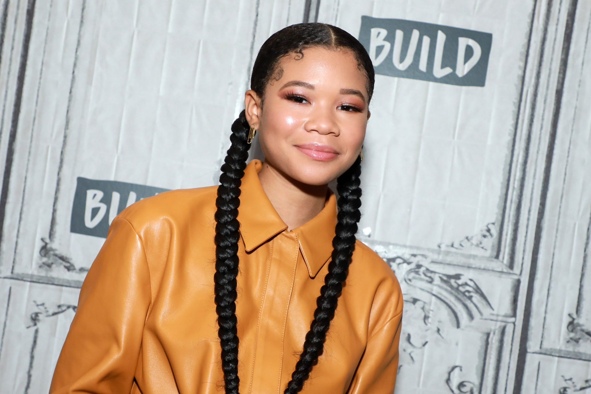 storm reid tattoo 17th birthday