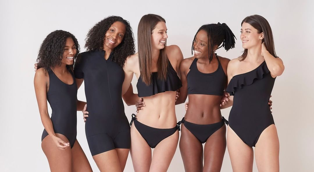 period-proof swimwear, black-owned swimwear brand