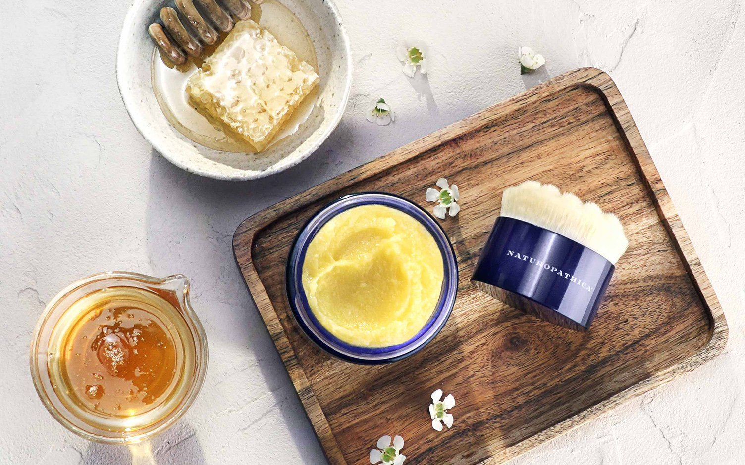 manuka honey cleansing balm, double cleansing