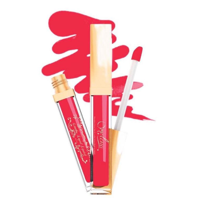 Omolewa Cosmetics black-owned lipstick olivia hancock