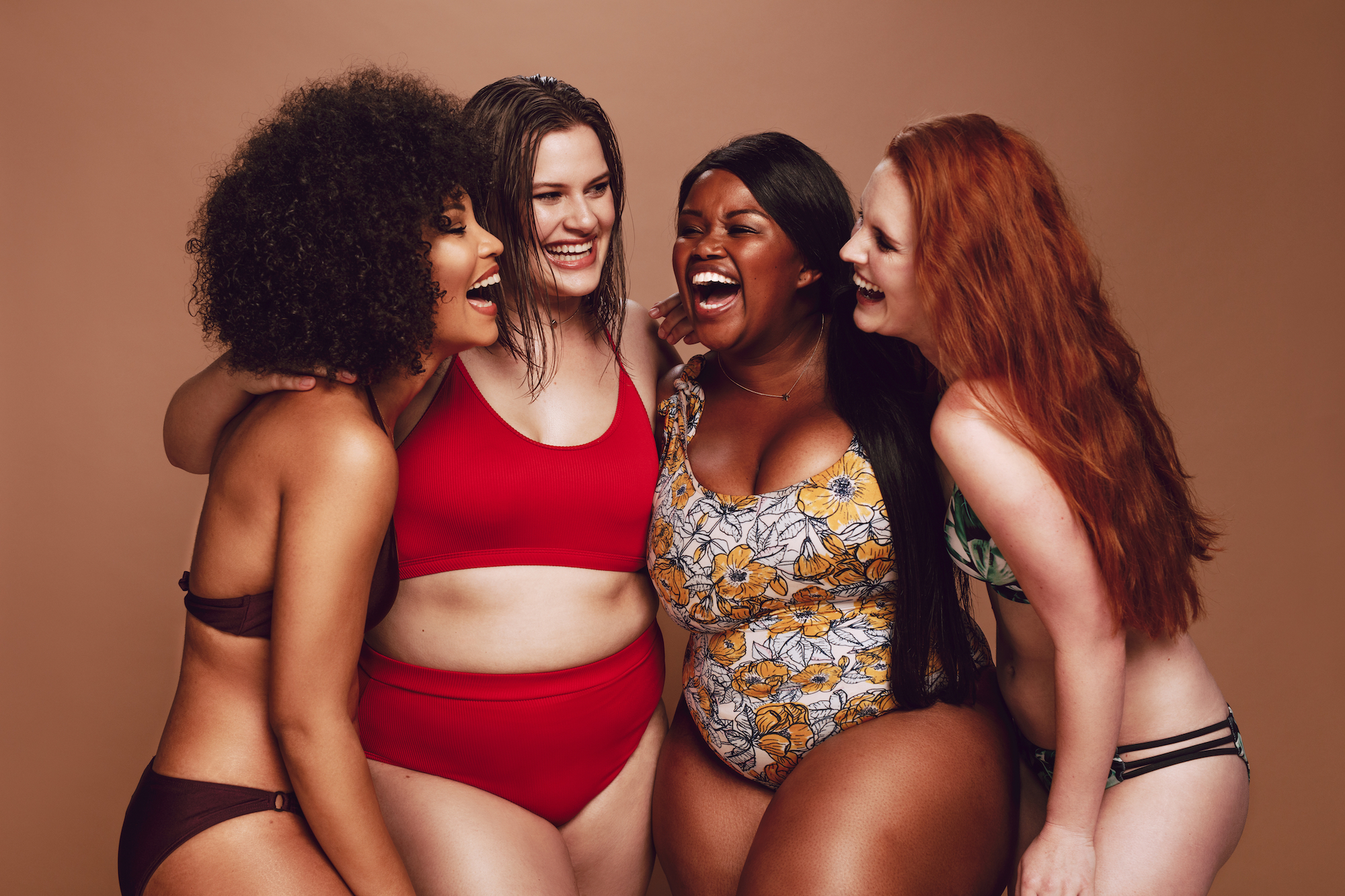 amazon swimsuits, plus-size swimsuits, affordable swimsuits
