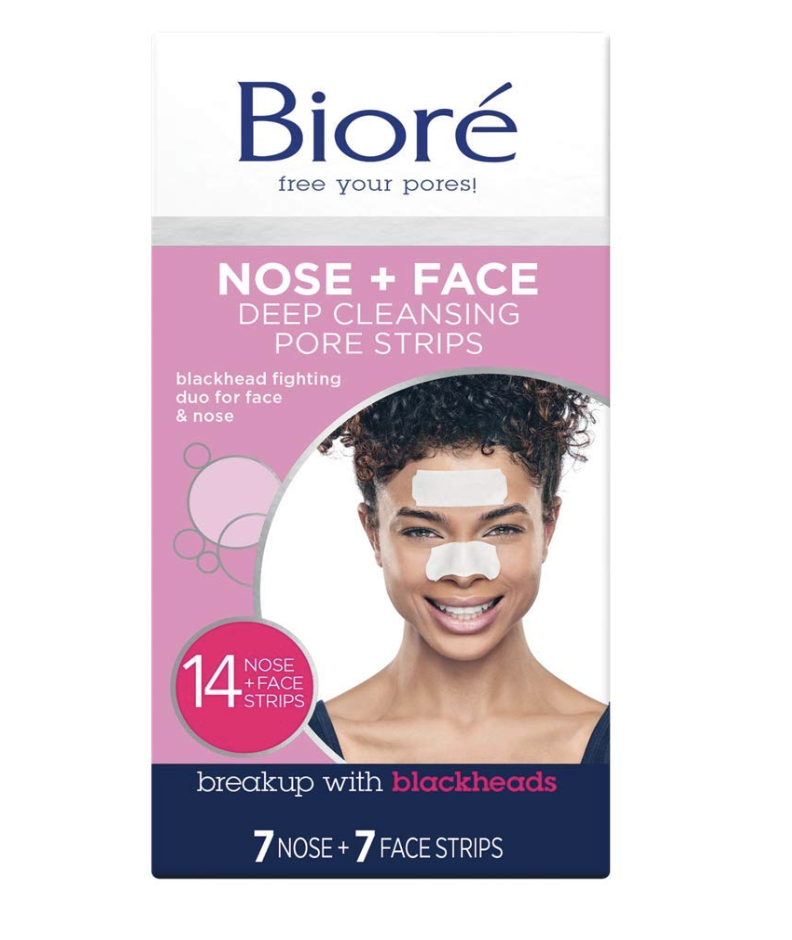 biore pore strips chrissy teigen