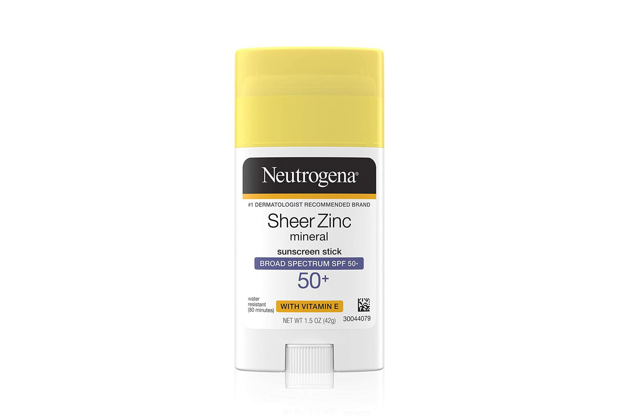 acne scar zinc sunscreen