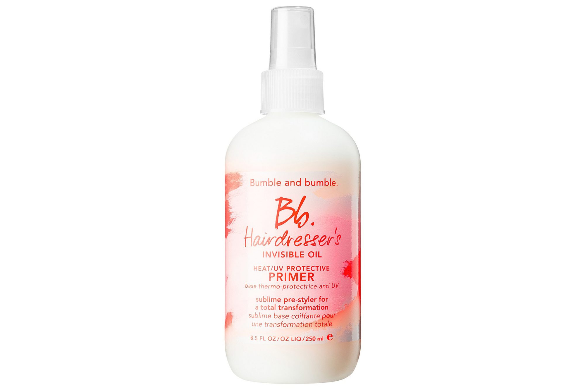 protect hair in the summer bumble and bumble