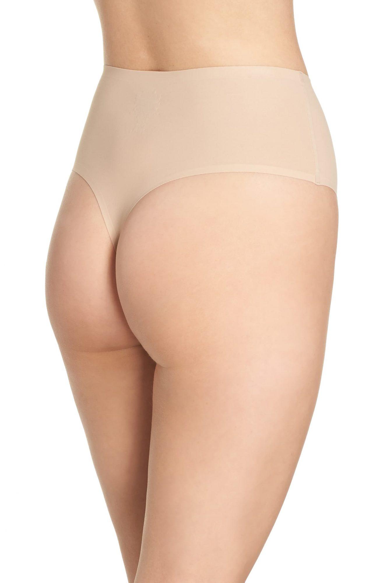 chantelle lingerie Soft Stretch Seamless Retro Thong