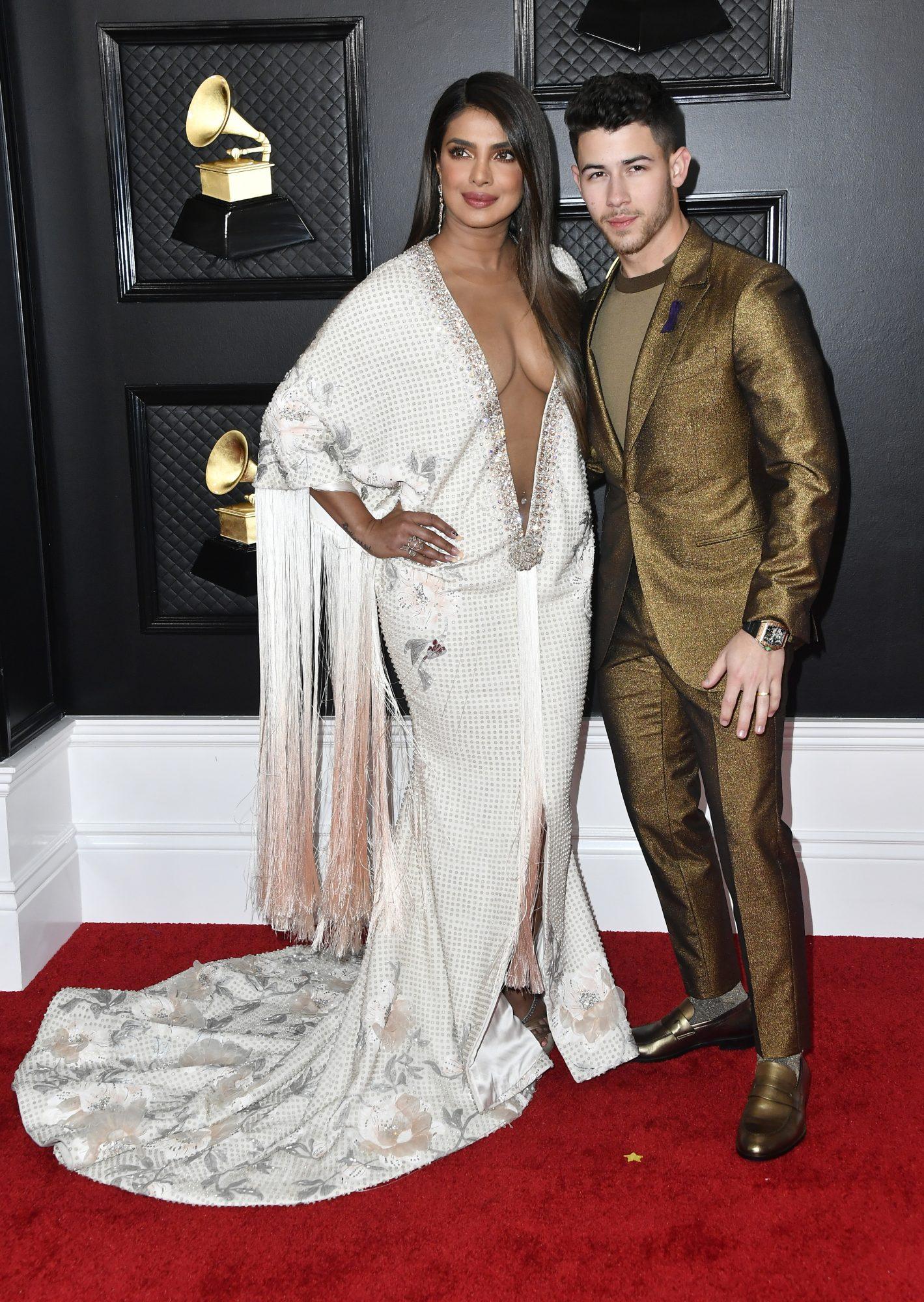 Priyanka Chopra best fashion looks ever Priyanka Chopra Jonas Grammys