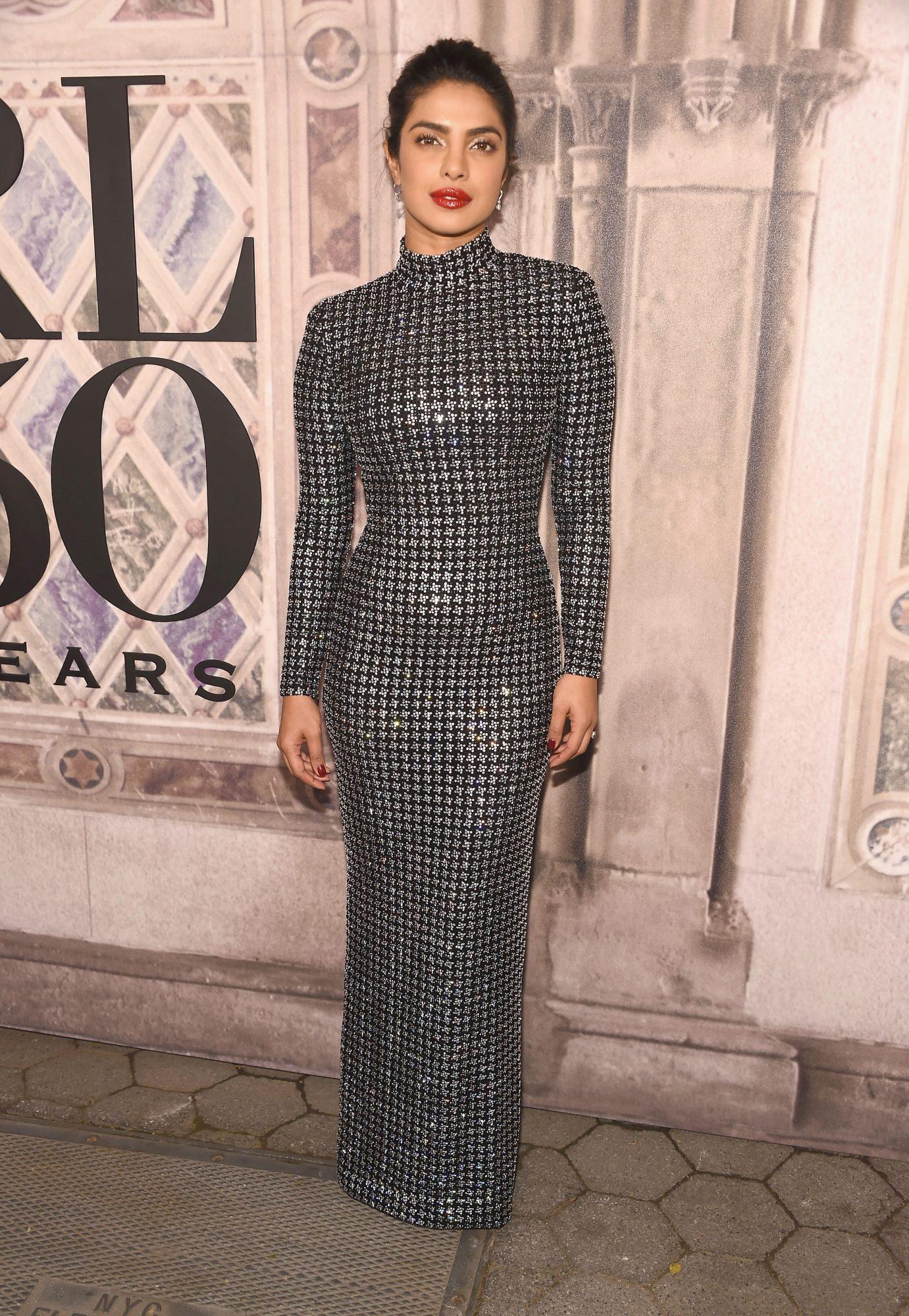 Priyanka Chopra best fashion looks ever Ralph Lauren dress